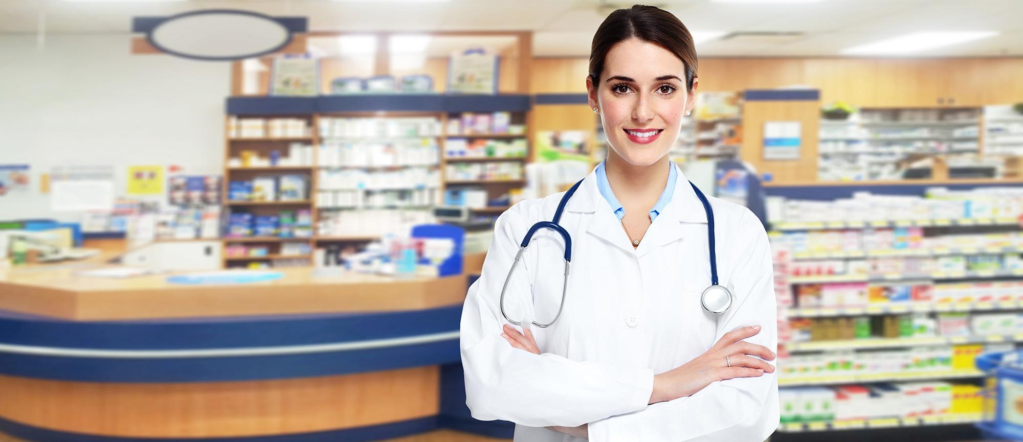 Curso Auxiliar de Farmácia